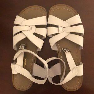 BRAND NEW Salt Water Sandals! Never been worn!